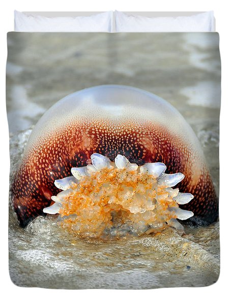 Jelly In A Jam Duvet Cover