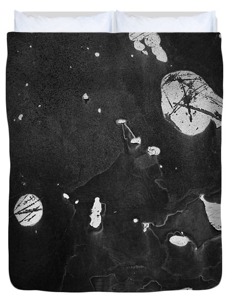 Jerome Abstract No.1 Duvet Cover