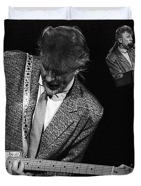 John Mayall Duvet Cover