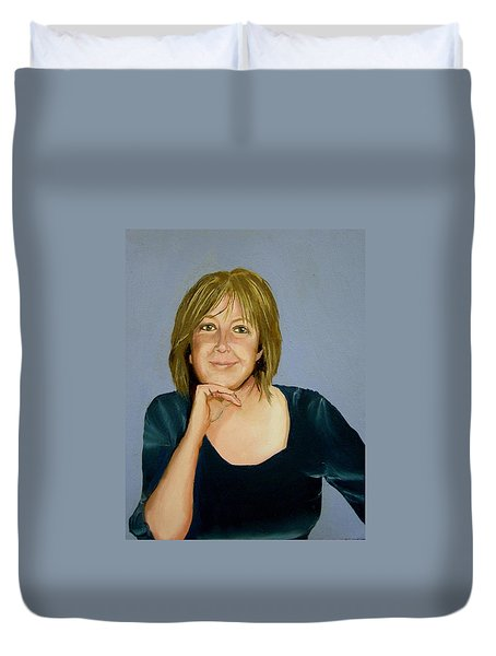 Juliet Duvet Cover
