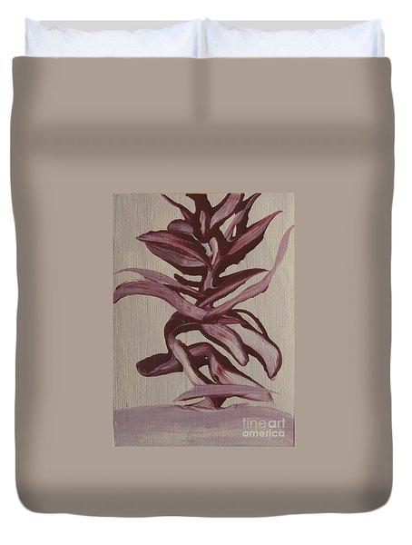 Jungle Pinks Duvet Cover