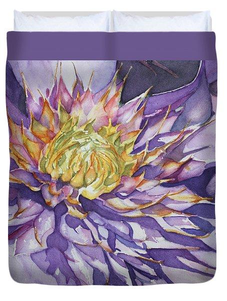 Kaleidoscope Duvet Cover