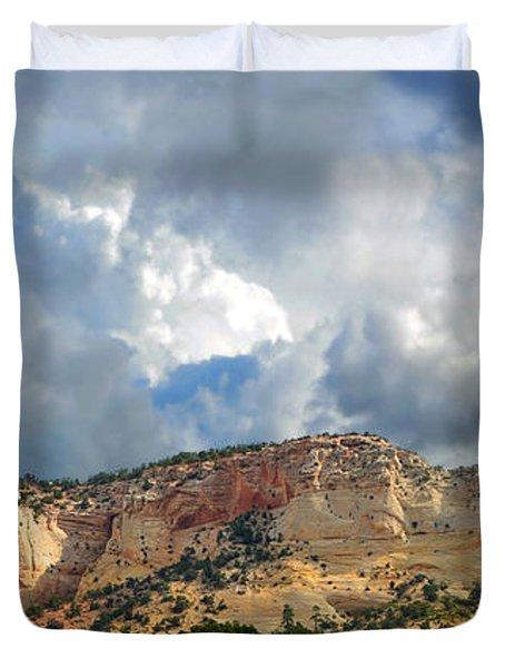 Kanab Utah Duvet Cover