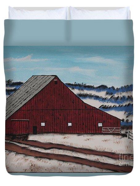 Keystone Farm Duvet Cover