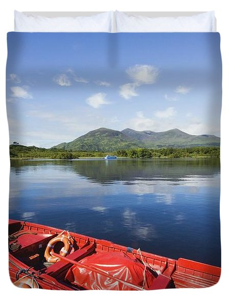 Killarney, County Kerry, Munster Duvet Cover by Peter Zoeller