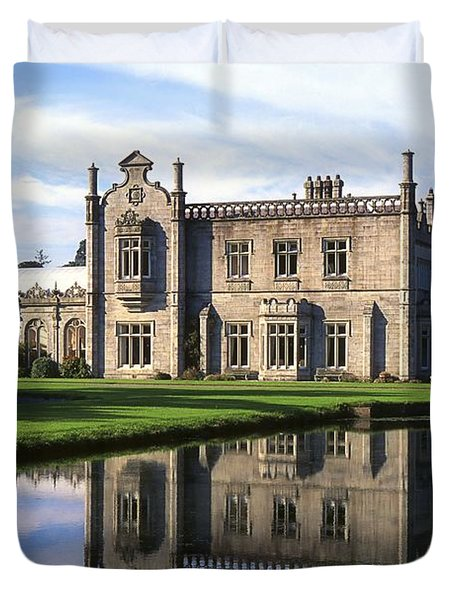 Kilruddery House And Gardens, Co Duvet Cover by The Irish Image Collection