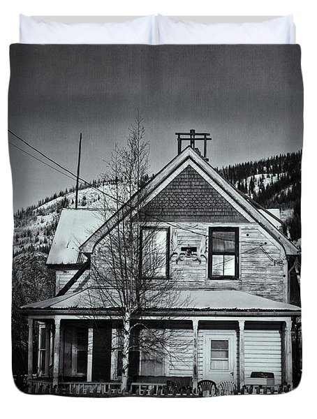 King Street Duvet Cover