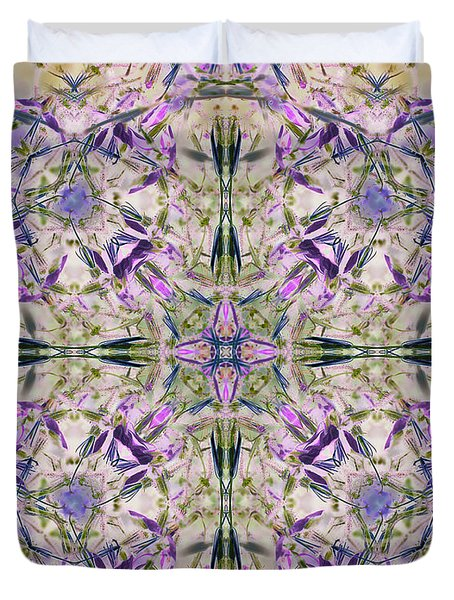 Knots Xiii Duvet Cover