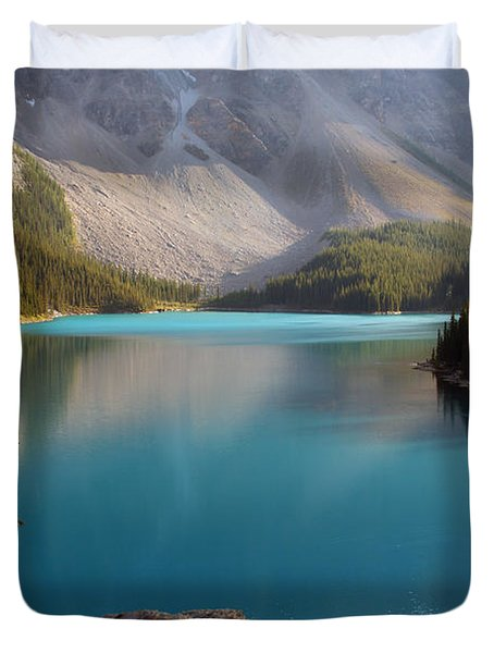Lake Duvet Cover