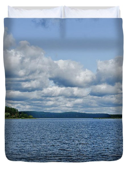 Lake Seliger Duvet Cover
