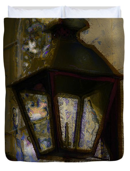 Lantern 11 Duvet Cover