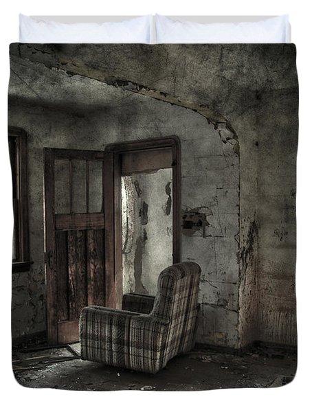 Last Days  Duvet Cover by Jerry Cordeiro