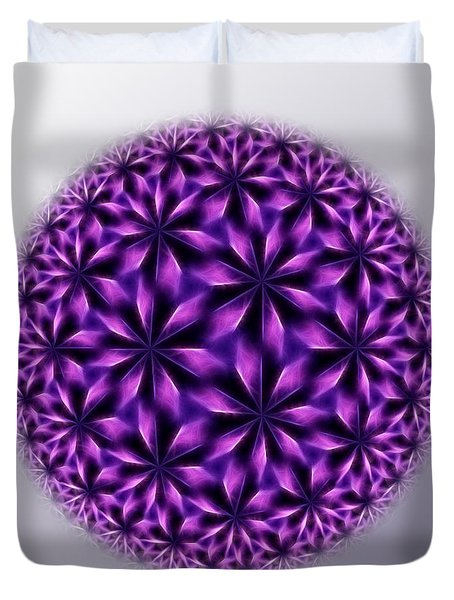 Last Dream Mandala Duvet Cover