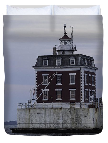Ledge Light Duvet Cover