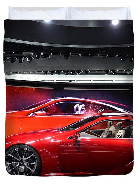 Lexus Lf-lc Duvet Cover