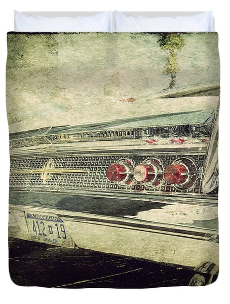 Lincoln Continental Duvet Cover