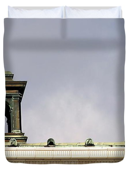 Little Tower Duvet Cover