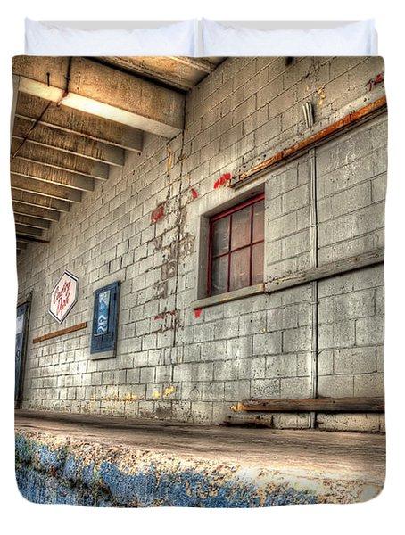 Loading Dock Duvet Cover