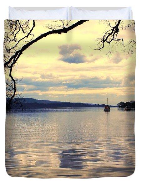 Loch Lommond Duvet Cover