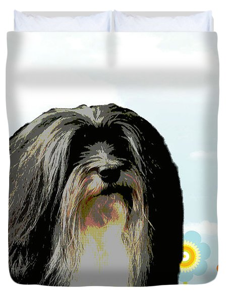 Lochen Duvet Cover by One Rude Dawg Orcutt