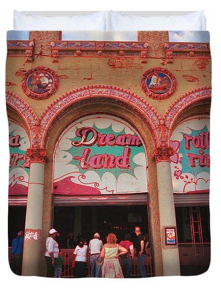 Lola Starr Dreamland Duvet Cover