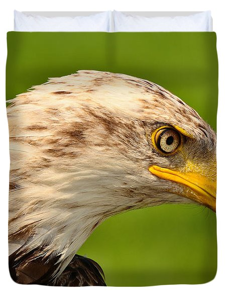 Lord Of The Wings Duvet Cover