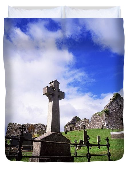Loughinisland, Co. Down, Ireland Duvet Cover by The Irish Image Collection