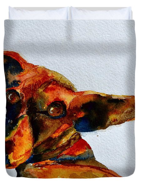 Macey Duvet Cover by Beverley Harper Tinsley