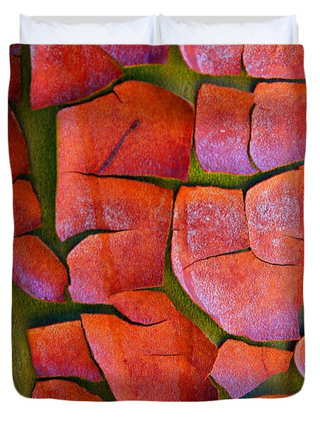 Madrone Duvet Cover