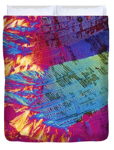 Magnesium Chloride Duvet Cover