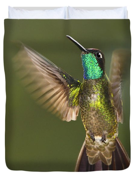 Magnificent Duvet Cover by Tony Beck