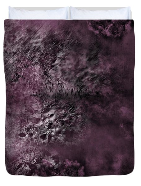 Majesty Duvet Cover by Christopher Gaston