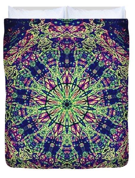 Mandala Moods Duvet Cover