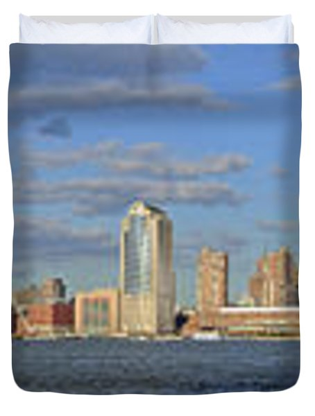 Manhattan - Hudson View Duvet Cover