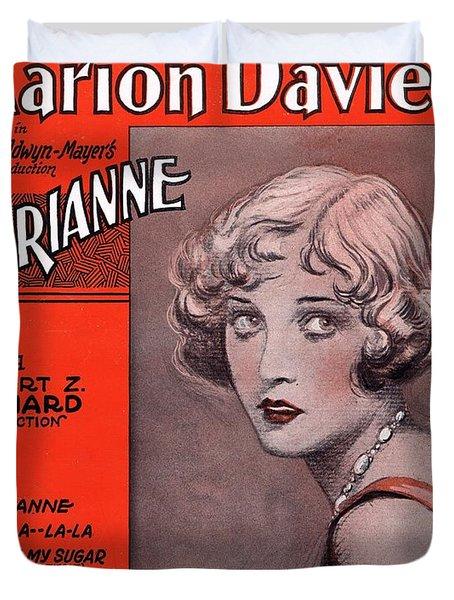 Marianne Duvet Cover