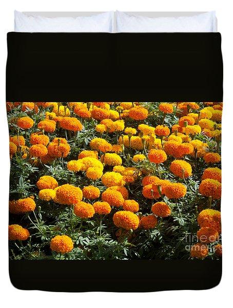 Marigold Duvet Cover by Atiketta Sangasaeng