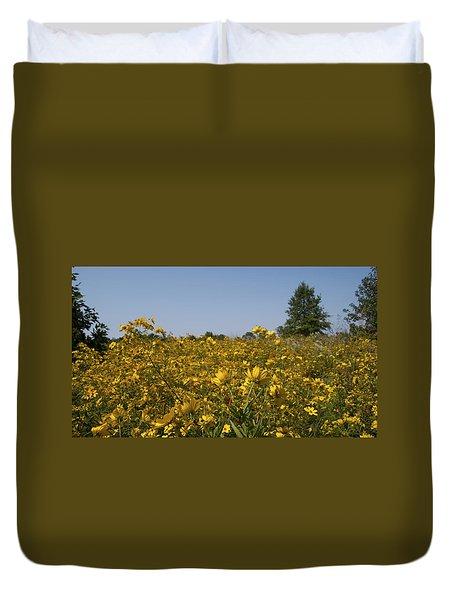 Meadow At Terapin Park Duvet Cover