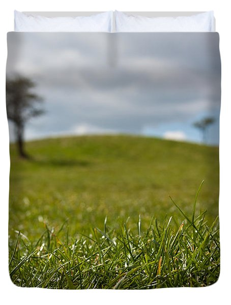 Meadow Duvet Cover by Semmick Photo