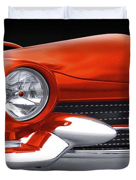 Mercury Low Rider Duvet Cover by Mike McGlothlen