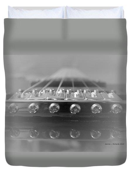 Metal Duvet Cover