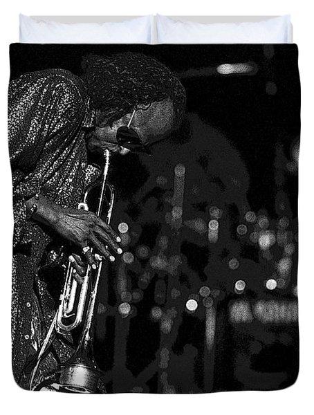 Miles Davis - The One Duvet Cover