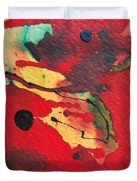 Mindscape 1 Duvet Cover by Ana Maria Edulescu