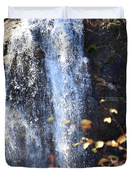 Mirabeau Falls Duvet Cover