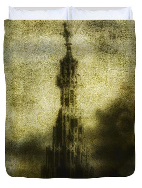 Missing Duvet Cover by Andrew Paranavitana