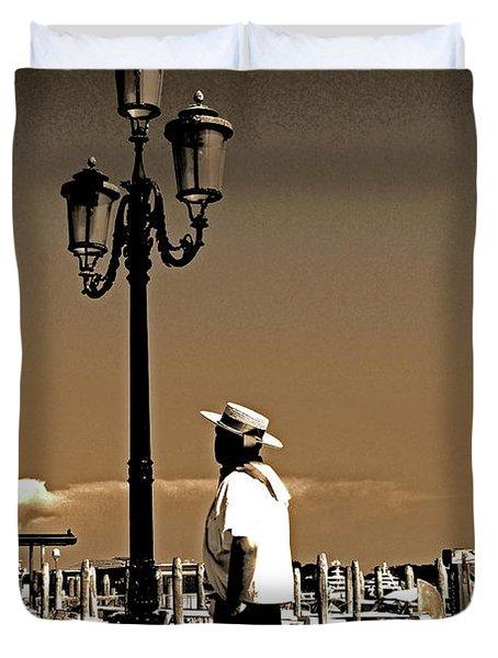 Molto Romantico Duvet Cover