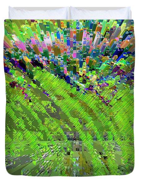 Monsanto Spring Duvet Cover