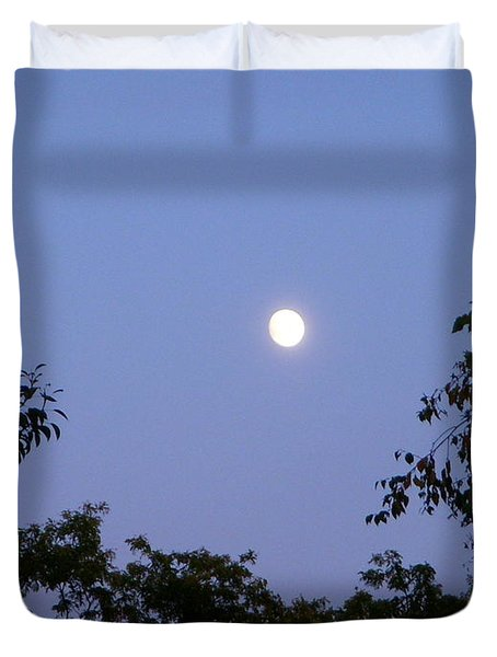 Moon Duvet Cover by Aimee L Maher Photography and Art Visit ALMGallerydotcom
