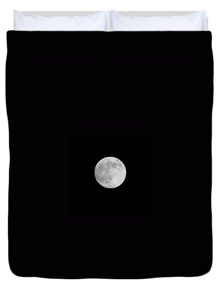 Moon Time Duvet Cover by Cathie Douglas