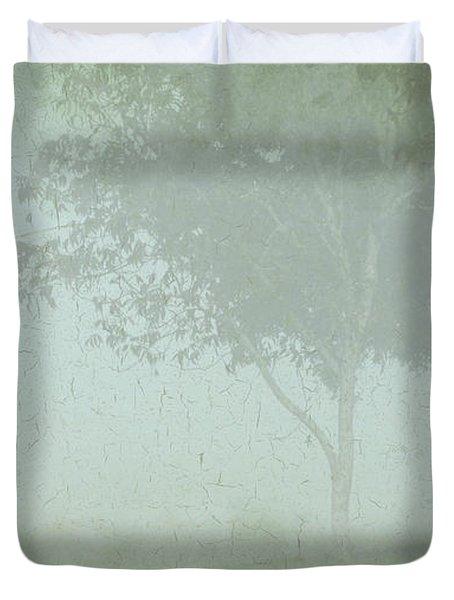 Morning Fog Duvet Cover by Judi Bagwell