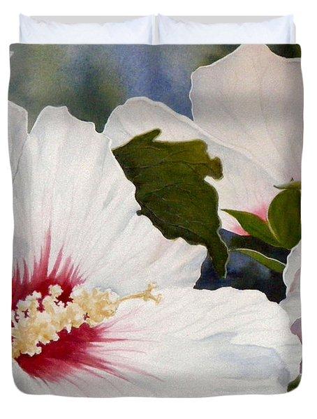 Morning Gift Sold Duvet Cover
